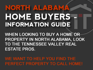 Buying Homes and Property in North Alabama